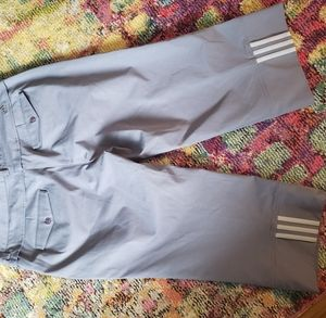 Adidas Like new climacool Activewear grey capris